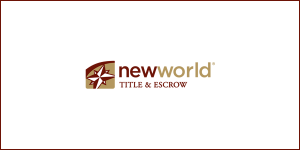 New World Title Logo