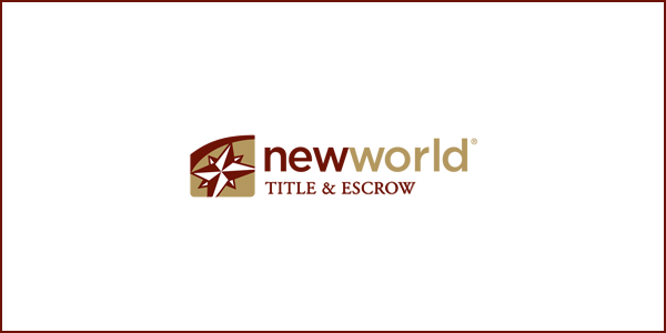 New World Title Logo